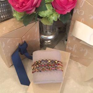 Chloe and Isabel wrap bracelet